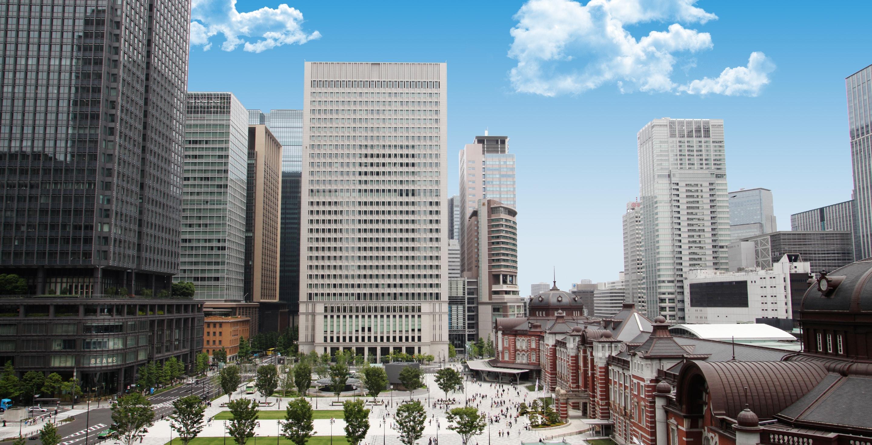 受託実績 オフィスビル|大星ビル管理株式会社